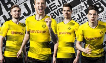 Thông tin về sơ đồ chiến thuật đội hình Dortmund 2017