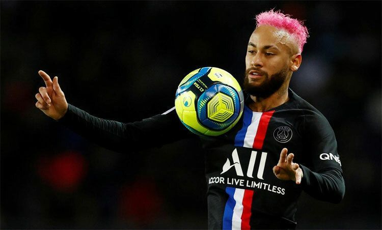 Các kiểu tóc của Neymar ấn tượng nhất trong suốt sự nghiệp
